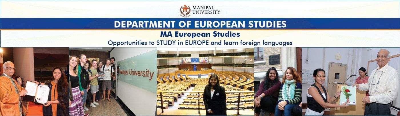 Department of European Studies
