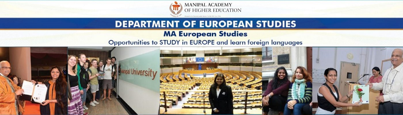 Department of European Studies
