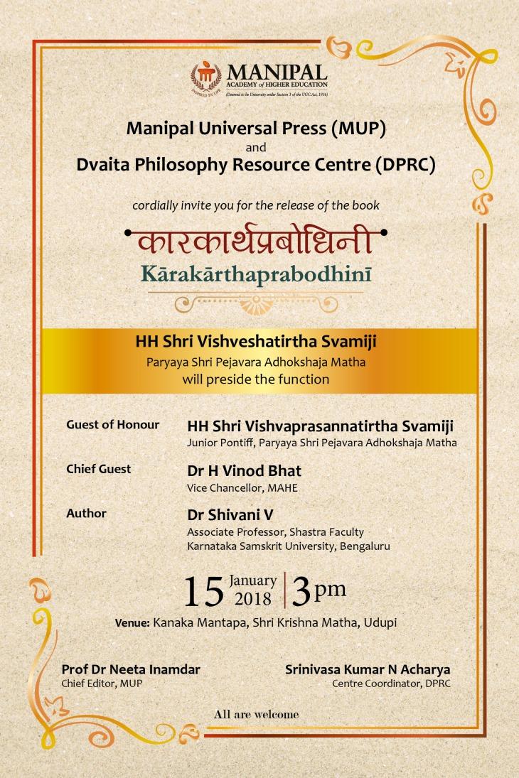 Karaka Invitation